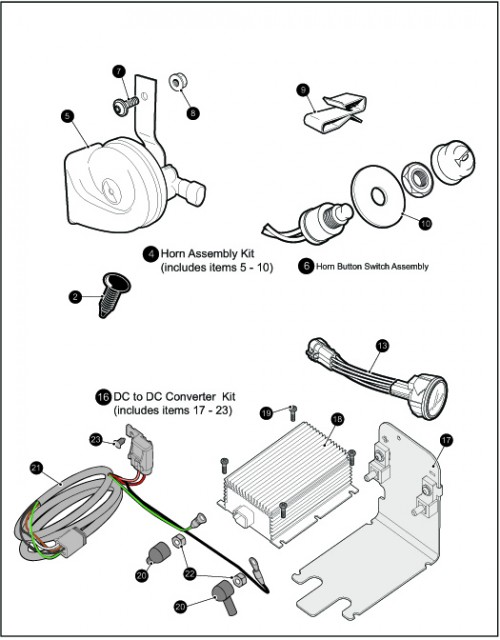 11_Electrical System - Accessories