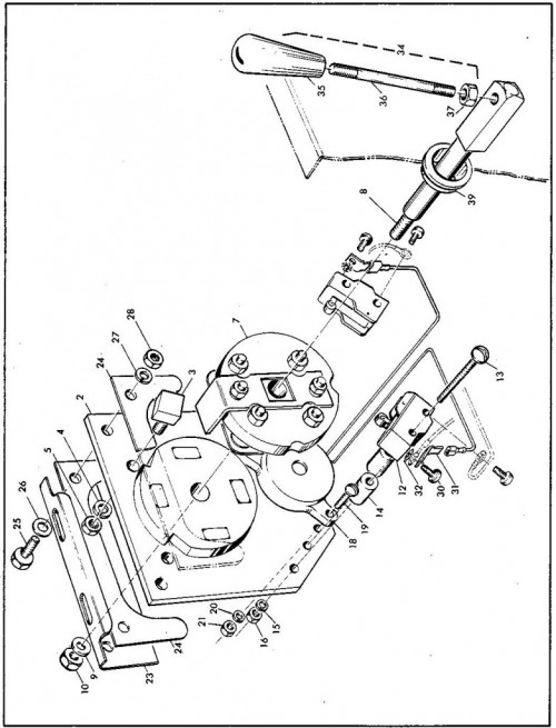 1984-1986 13_Forward and reverse switch assembly - b
