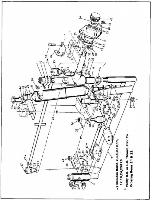 1984-1986 16_Four wheel front suspension  - b