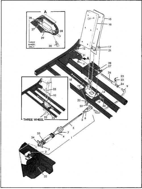 1984-1986 1_Accelerator and hill brake