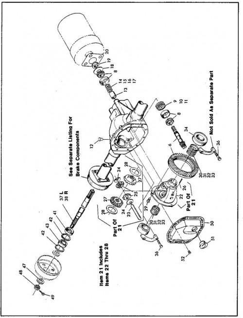 Image Result For Golf Cart Rear Drum Brakes