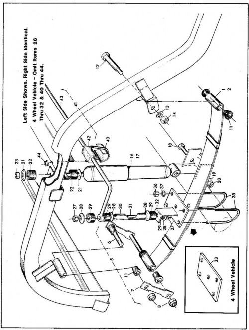 1984-1986 29_Rear suspension components