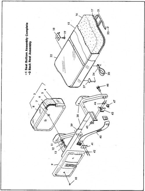 1984-1986 34_Seats and bag holder - C