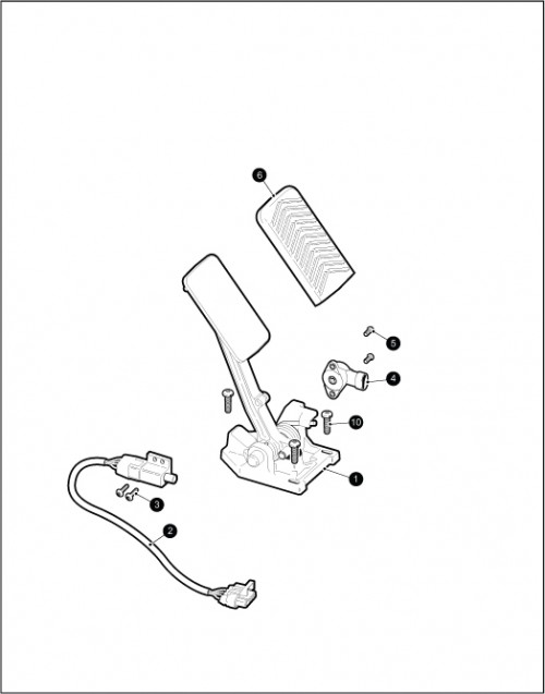 1_Accelerator Pedal Assembly copy