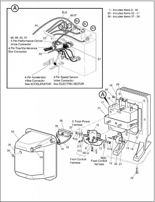 2003 Electric_18_Electronic Speed Control - PDS