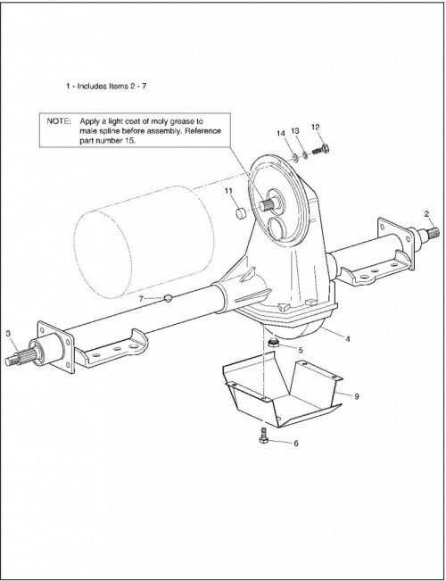 2003 Electric_22_Rear axle