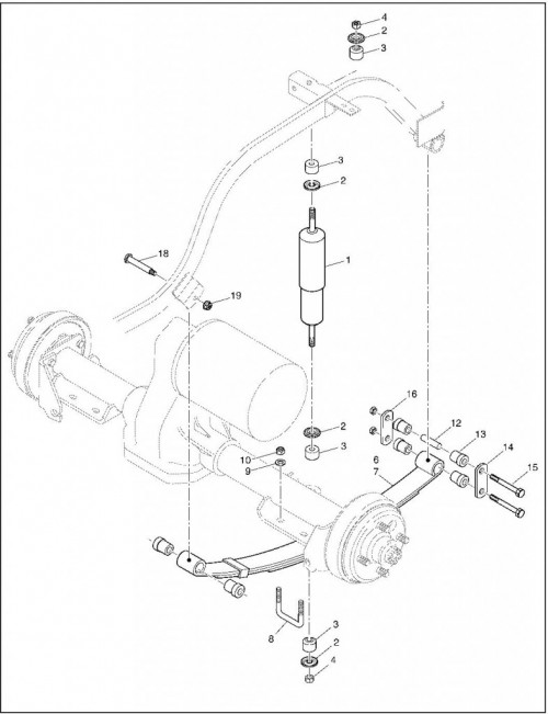 2003 Electric_23_Rear suspension