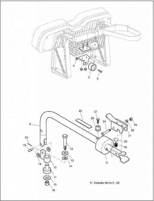 2003 Electric_27_Tow bar - Permanent