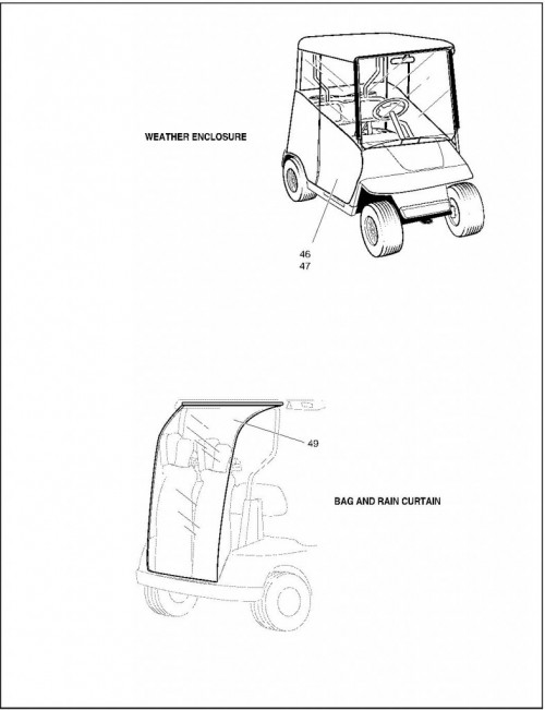 2003 Electric_29_Weather Protection - Golf Car_3