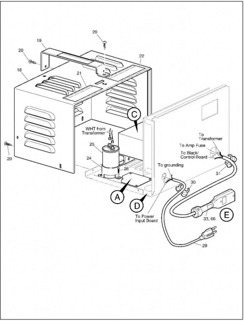 2003 Electric_2_Battery Charger - Portable 36 Volt_2