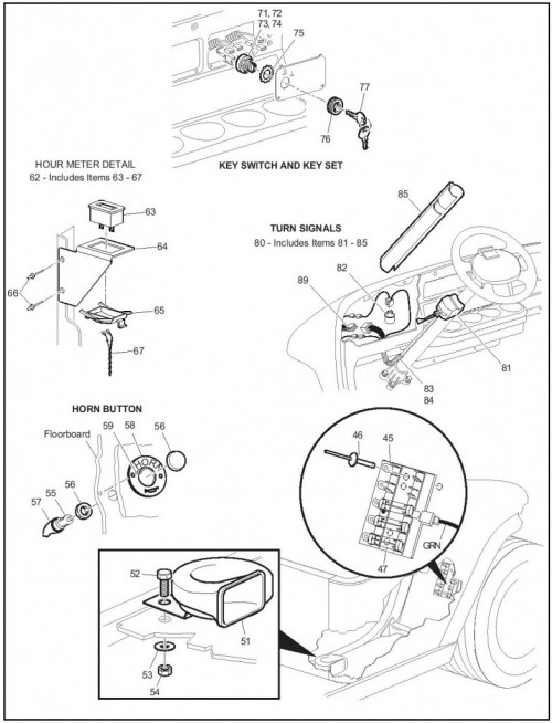 auto care battery charger instructions