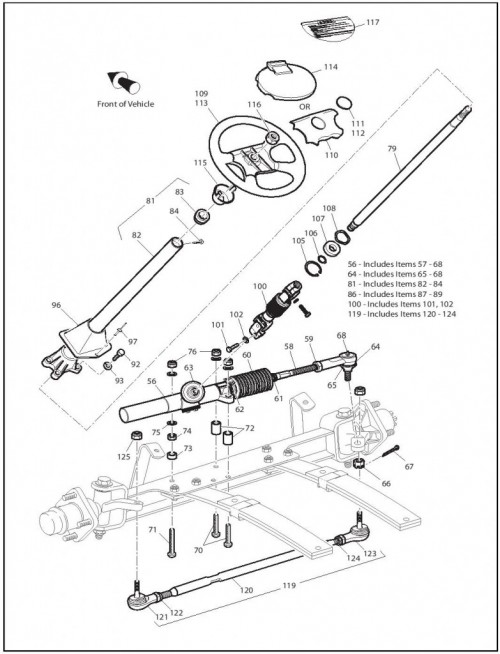 2005 Electric_21_Front suspension steering_2