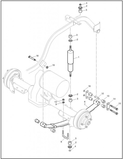 2005 Electric_24_Rear suspension