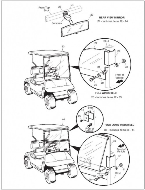 2005 Electric_30_Weather Protection - Golf Car_2