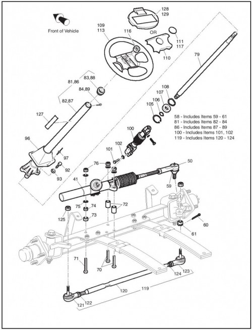 2006 Electric_16_Front suspension steering_2