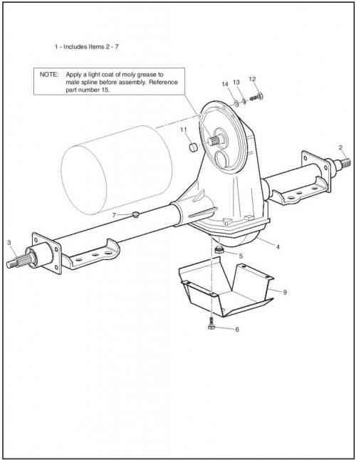 2006 Electric_17_Rear axle