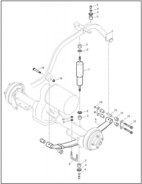 2006 Electric_18_Rear Suspension
