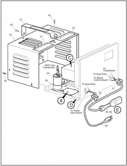 2006 Electric_2_Battery Charger - Portable 36 Volt_2