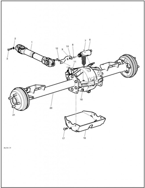 2006 Gas_12_Drivetrain - Rear