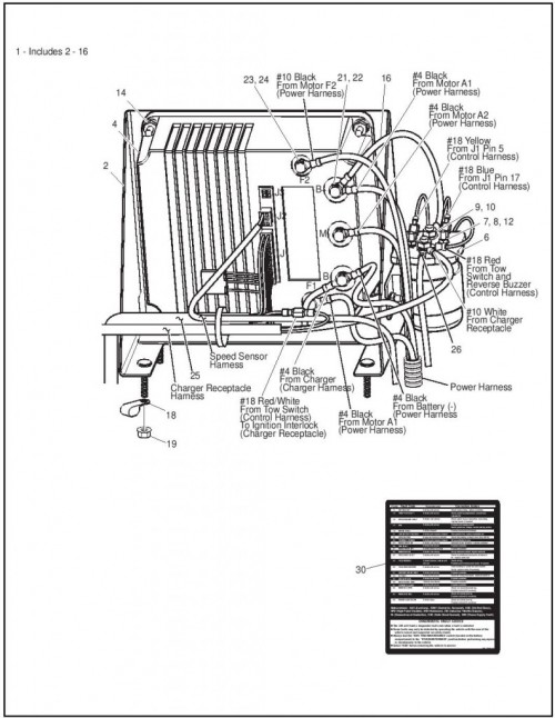 2007 TXT 5E_7_Electrical Speed Control - PDS