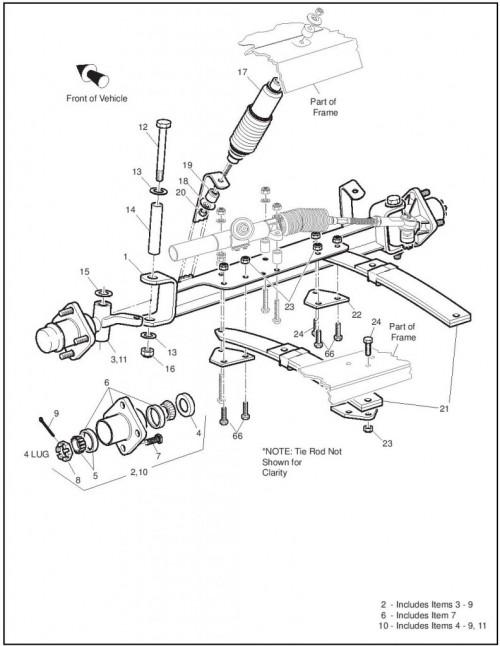 2007 TXT 5E_8_Front Suspension Steering