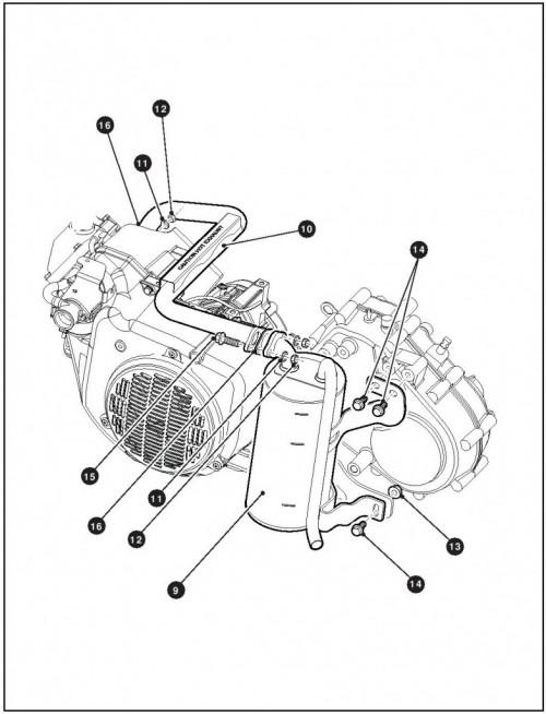 2008 Gas_13_Engine and Muffler_2