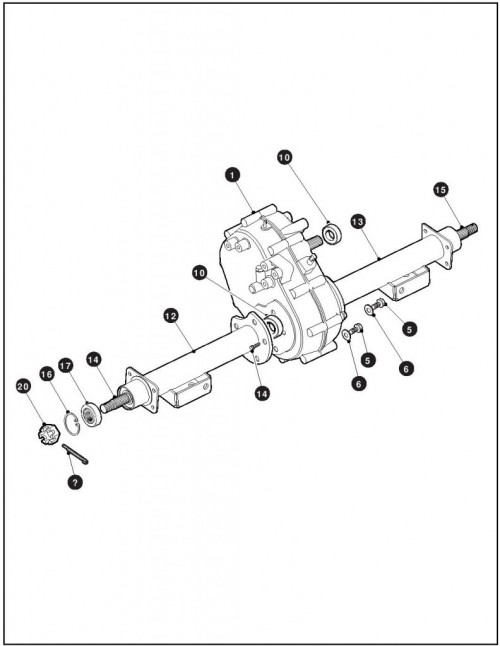2008 Gas_18_Rear axle