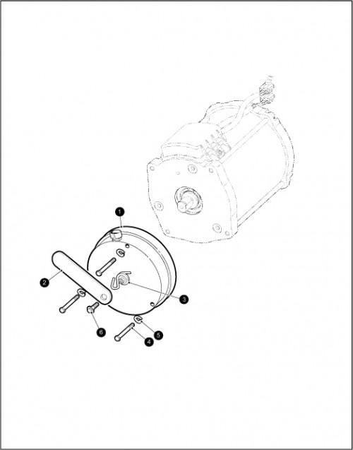 8_Brakes - Motor Brake