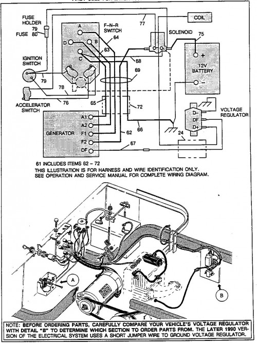 16_1989-1991 Gas Electrical System - Later 1990_2