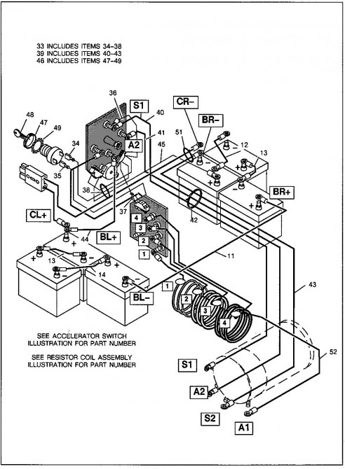 1992 Electric 13_Power Wiring - A