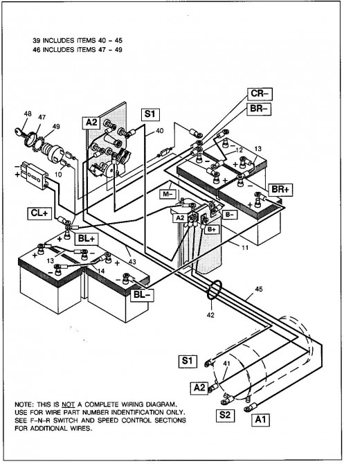 1992 Electric 14_Power wiring - B