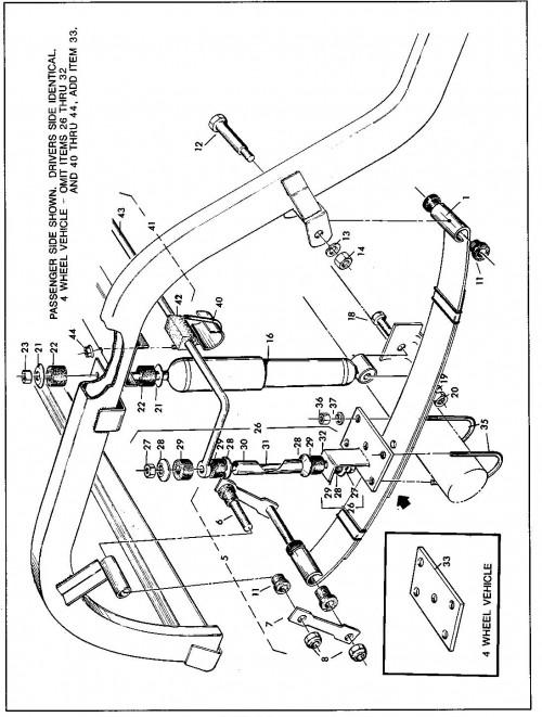 1992 Electric 16_Rear Suspension Components