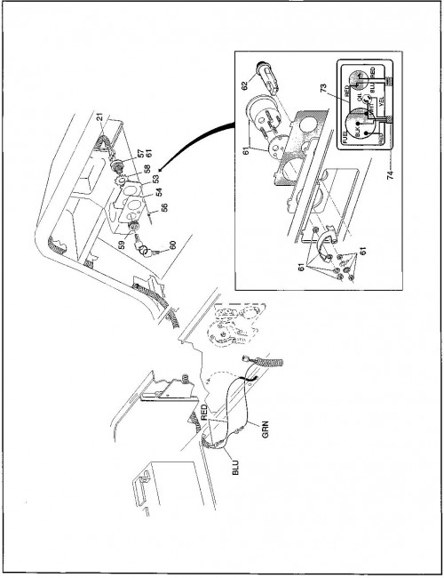 1995-2000 Gas 10_Electrical system