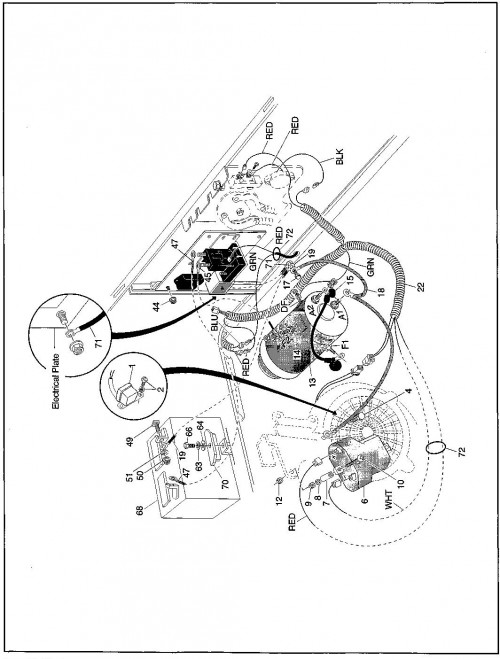 1995-2000 Gas 10_Electrical system_2