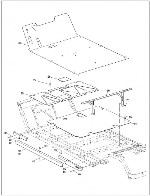 1995-2000 Gas 3_Plastic Body and Associated Parts_2