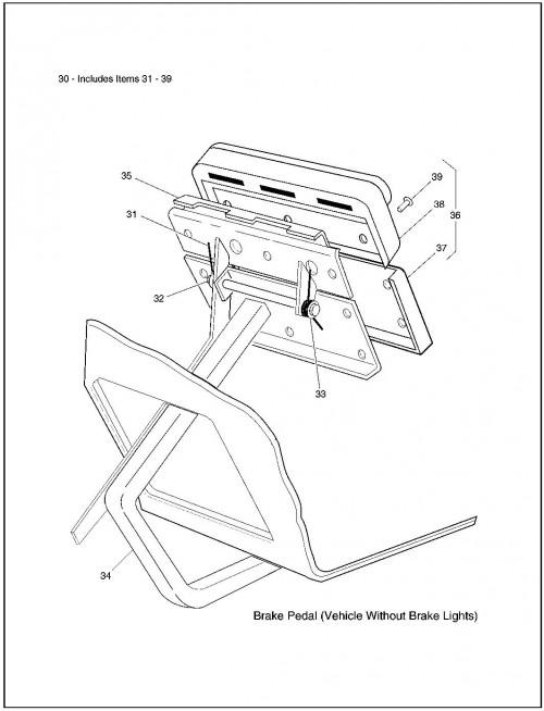 1995-2000 Gas 4_Brakes - Mechanical_2