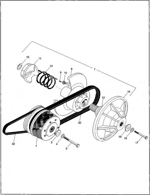 1995-2000 Gas 8_Clutches