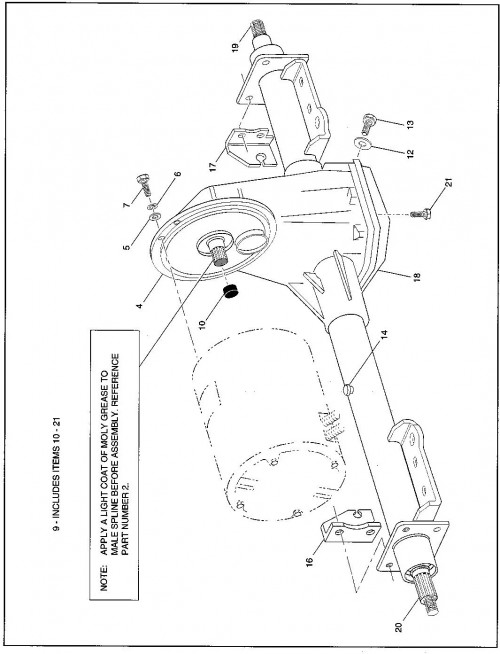 1996 Electric 13_Rear Axle