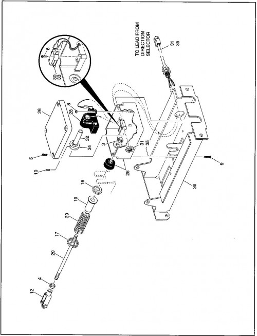 1996 Electric 1_Accelerator Linkage_2