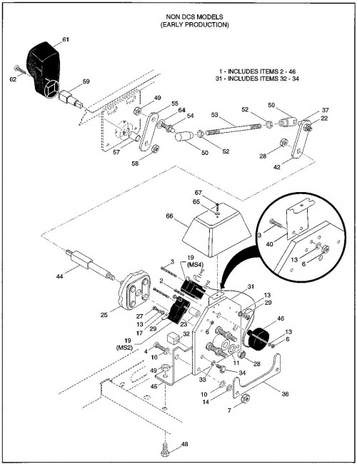 Wiring Cart Diagram Golf Ezgo Non Dcs