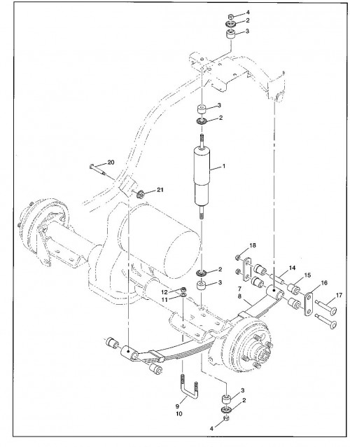 1997 Electric 15_Rear Suspension