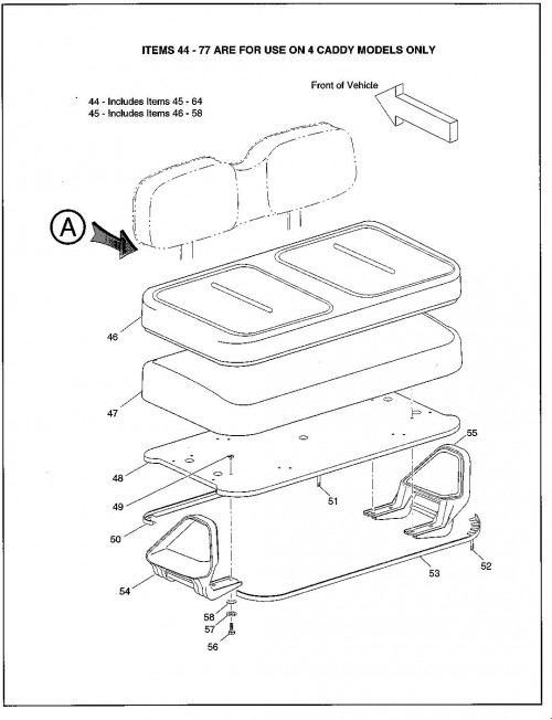 1997 Electric 16_Seating and Bag Holder_3