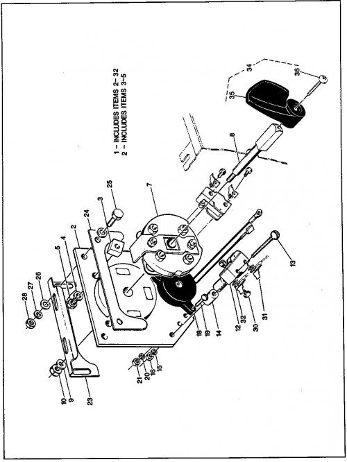 19_1989-1991 Electric and Gas Forward-Neutral-Reverse Switch