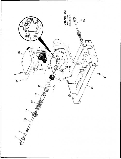 1_1994-1995 Electric Accelerator Linkage_2