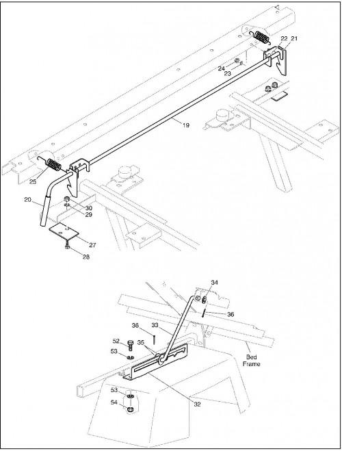 2001 Gas 27_Truck Bed - Flat & Cargo_3_2