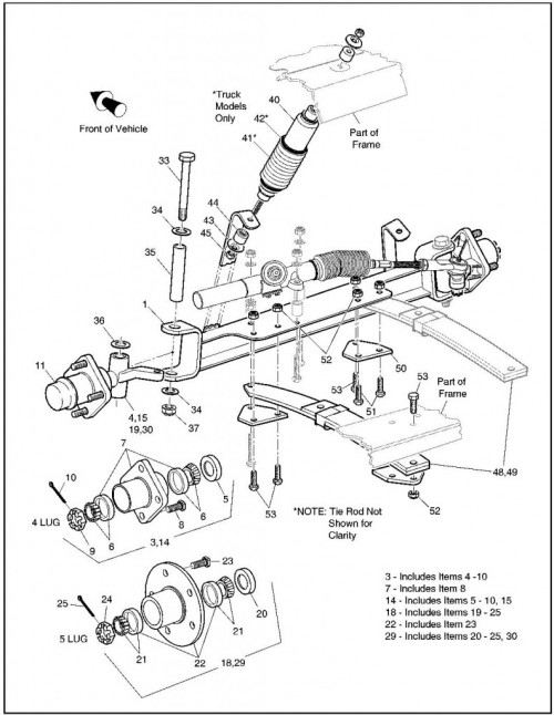 2002 Electric 14_Front Suspension Steering