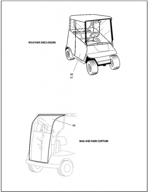 2002 Electric 22_Weather Protection - Golf Car_3