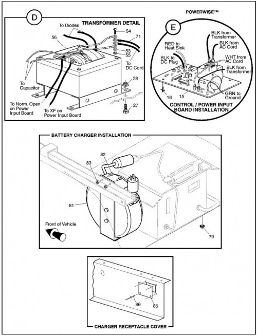 Yamaha G5 Golf Cart Wiring Diagram : G yamaha golf car parts diagram imageresizertool