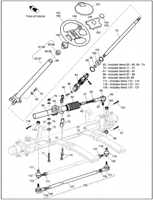 2002 Gas 13_Front Suspension and Steering _2