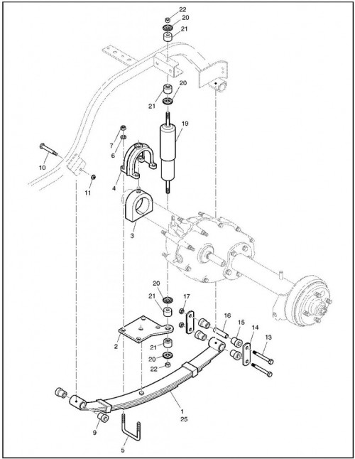 2002 Gas 17_Rear Suspension